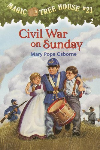 Mary Pope Osborne Civil War On Sunday