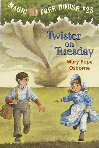 Mary Pope Osborne Twister On Tuesday Magic Tree House #23