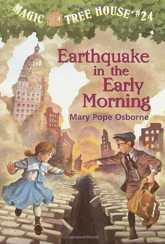 Mary Pope Osborne Earthquake In The Early Morning