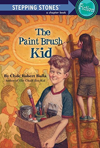Clyde Robert Bulla The Paint Brush Kid