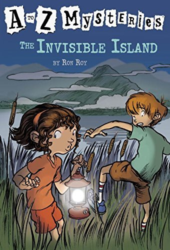 Ron Roy The Invisible Island