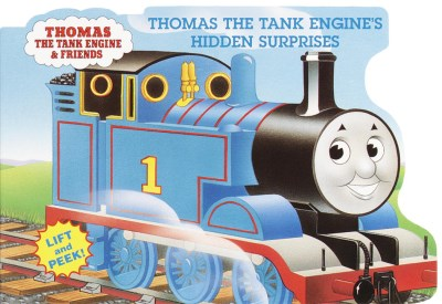 W. Awdry Thomas The Tank Engine's Hidden Surprises