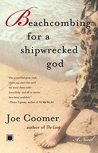 Joe Coomer Beachcombing For A Shipwrecked God