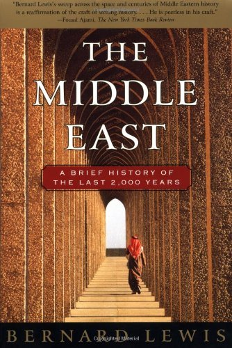 Bernard Lewis The Middle East