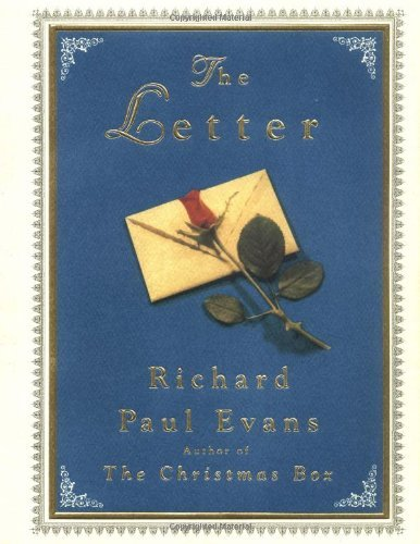 Richard Paul Evans Letter Christmas Box Trilogy