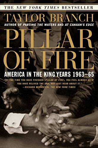 Taylor Branch Pillar Of Fire America In The King Years 1963 65