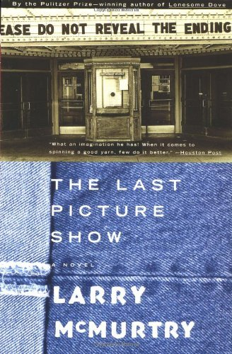 Larry Mcmurtry The Last Picture Show