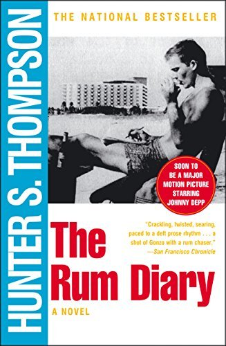 Hunter S. Thompson The Rum Diary