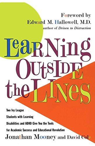 Jonathan Mooney Learning Outside The Lines Two Ivy League Students With Learning Disabilitie