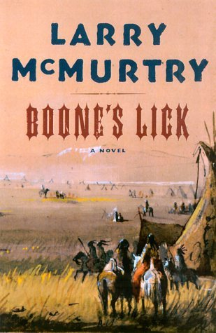 Larry Mcmurtry Boone's Lick