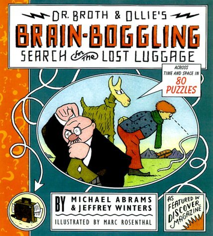 Jeff Winters Michael Abrams Dr. Broth And Ollie's Brain Boggling Search For Th