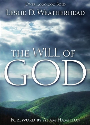 The Will Of God Revised Large Print