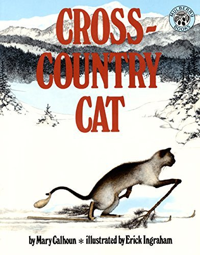 Mary Calhoun Cross Country Cat
