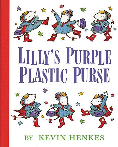 Kevin Henkes Lilly's Purple Plastic Purse