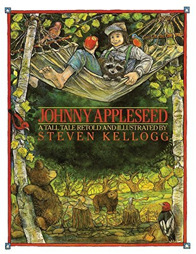 Steven Kellogg Johnny Appleseed