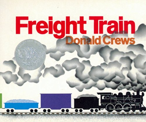 Donald Crews Freight Train Board Book