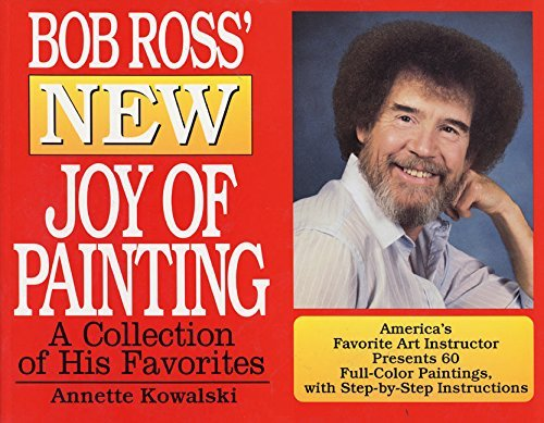 Annette Kowalski Bob Ross' New Joy Of Painting