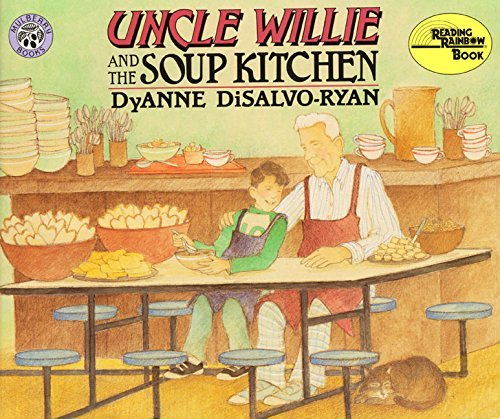 Dyanne Disalvo Ryan Uncle Wille And The Soup Kitchen