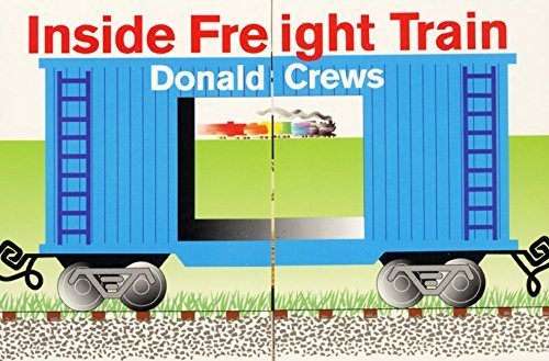 Donald Crews Inside Freight Train