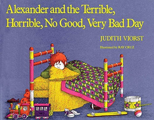 Judith Viorst Alexander And The Terrible Horrible No Good Ver