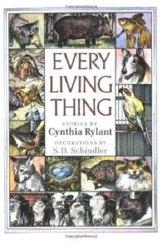 Cynthia Rylant Every Living Thing