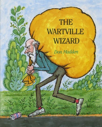 Don Madden The Wartville Wizard