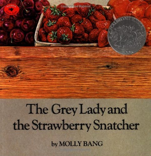 Molly Bang The Grey Lady And The Strawberry Snatcher