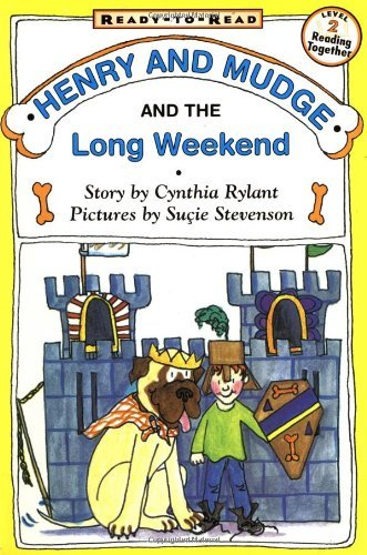 Cynthia Rylant Henry And Mudge And The Long Weekend Reprint