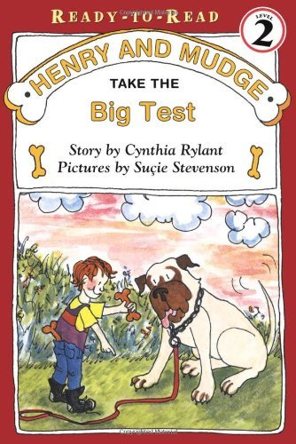 Cynthia Rylant Henry And Mudge Take The Big Test Repackage