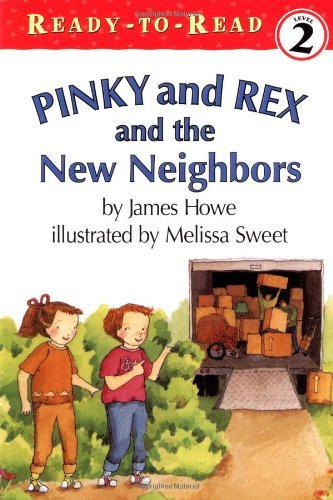James Howe Pinky And Rex And The New Neighbors Reprint