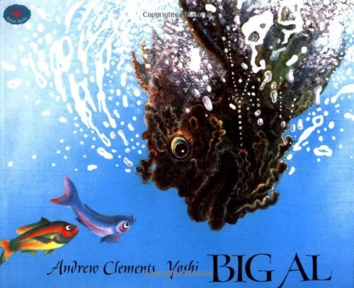 Andrew Clements Big Al Reprint