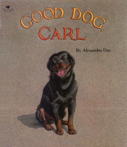 Alexandra Day Good Dog Carl