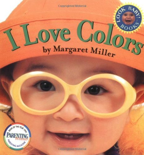 Margaret Miller I Love Colors