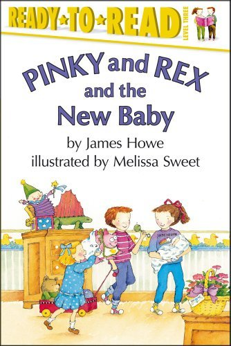 James Howe Pinky And Rex And The New Baby Repackage