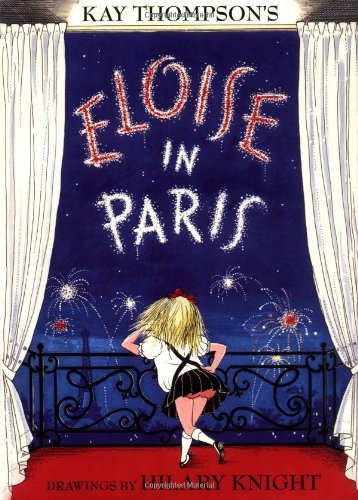 Kay Thompson Eloise In Paris Rev