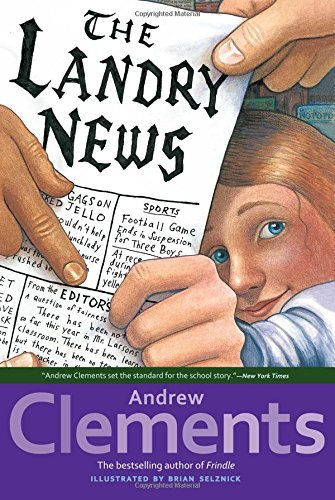 Andrew Clements The Landry News