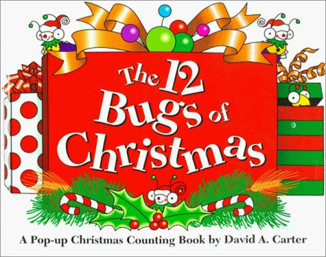 David A. Carter The 12 Bugs Of Christmas