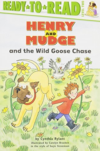 Cynthia Rylant Henry And Mudge And The Wild Goose Chase The Twenty Third Book Of Their Adventures