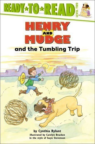 Cynthia Rylant Henry And Mudge And The Tumbling Trip