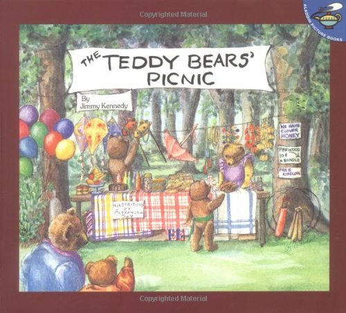 Jimmy Kennedy Teddy Bears' Picnic Original