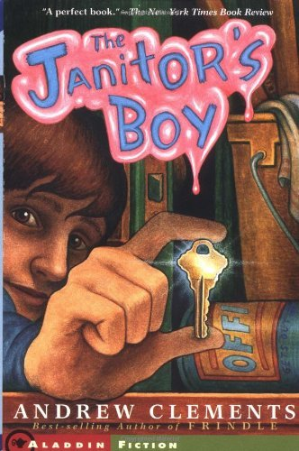 Andrew Clements The Janitor's Boy