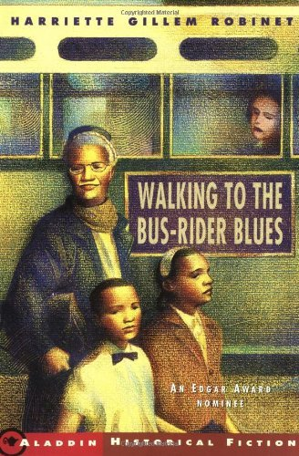 Harriette Gillem Robinet Walking To The Bus Rider Blues