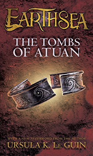 Ursula K. Le Guin The Tombs Of Atuan Reprint
