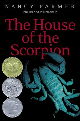 Nancy Farmer The House Of The Scorpion Repackage
