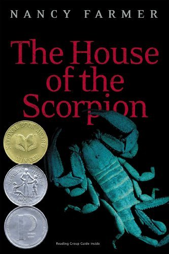 Nancy Farmer The House Of The Scorpion Reprint