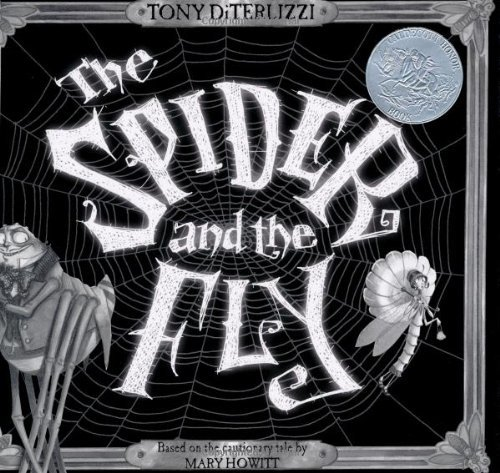 Mary Howitt Spider And The Fly Repackage