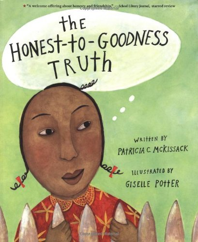 Patricia C. Mckissack The Honest To Goodness Truth Original