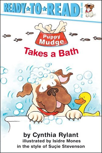 Cynthia Rylant Puppy Mudge Takes A Bath