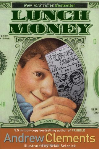 Andrew Clements Lunch Money