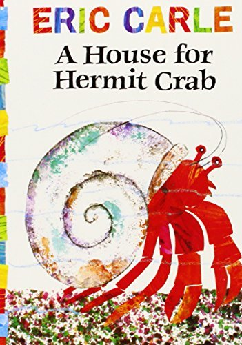 Eric Carle House For Hermit Crab